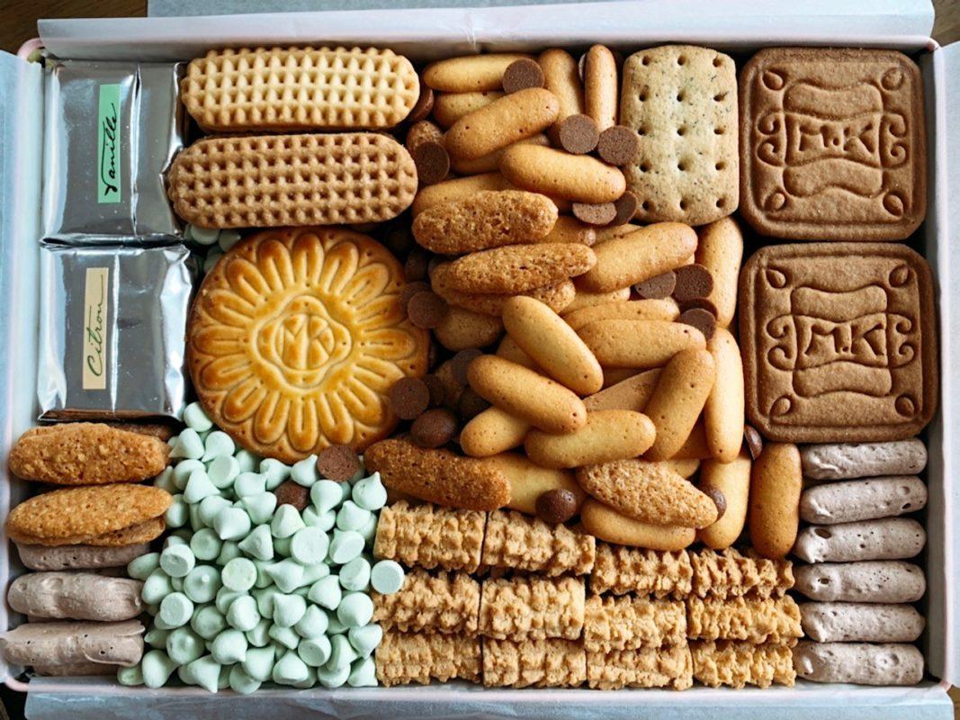 開 新堂 の クッキー